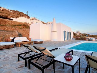 Majestic Villa Katerina 3Bed -Pool -Seaview