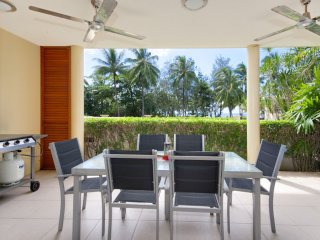 Peponi Beachfront - Ground Floor