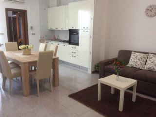 Apartment with one bedroom in Melendugno, with terrace - 7 km from the beach