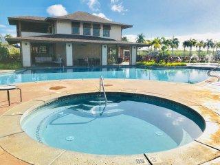 Luxury Condo with Distant Ocean Views