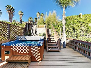 Resort style 4BR w/ Pool, Hot Tub, Gardens w/ Canyon Views