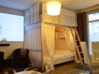 So Cute Appartement - Jardin, WIFI TOURS Centre