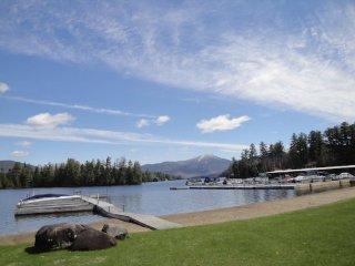 Waters Edge #10 Condo on Lake Placid Lake