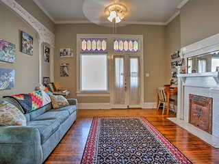Updated New Orleans Home w/Yard in Bywater Dist.