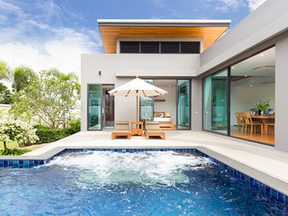 Modern Zen 3 Bedroom Villa for Memorable Family Time