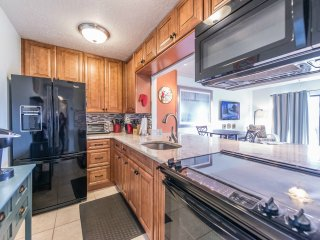 Beautifully renovated unit next to the Cocoa Beach Pier with a view!