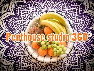 Penthouse Studio 360°