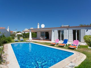 Casa Lena Superb 3 bedroom Villa with own pool in Albufeira Sleeps upto 8