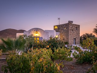 Villa Erato, a beautiful Paros view Villa