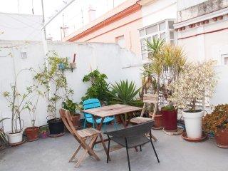 Ático en Cádiz magnífico