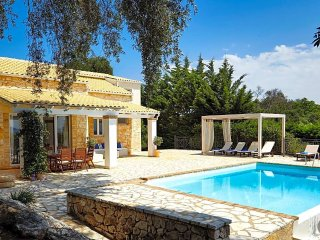 4 bedroom Villa in Corfu, Ionian Islands, Greece : ref 5433437