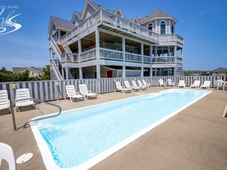 Point of Views | 995 ft from the beach | Dog Friendly, Private Pool, Hot Tub