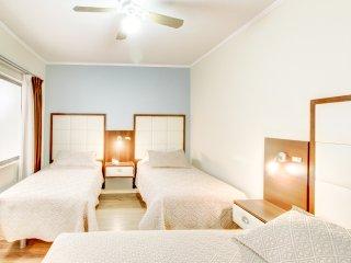 Economica habitacion triple de hotel-Economical triple hotel room