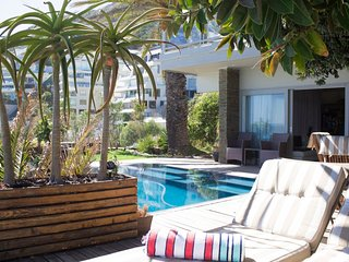 Three bedroom Clifton beach house Cape Town