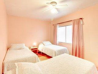 Habitacion triple de hotel en Antofagasta-Triple hotel room in Antofagasta