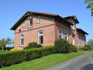 'Grosse Pause' Ferien in der alten Dorfschule / Zennhusen, 10 Minuten zur Nordsee