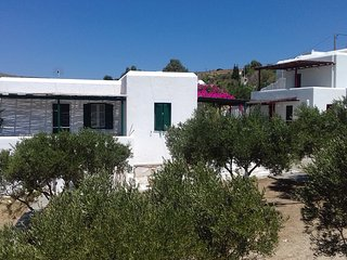 Maison -Golden Beach-Paros-Grèce