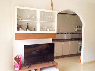 Apartamento a dos calles de la playa en Bolnuevo