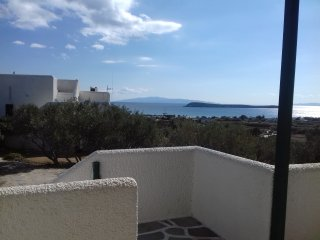 Maison -Golden Beach-Paros-Grece