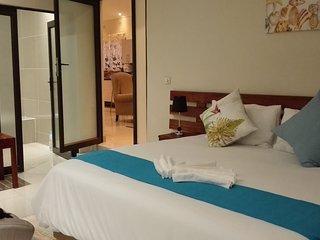 Chobe sunset chalets Bedroom 2, holiday rental in Botswana
