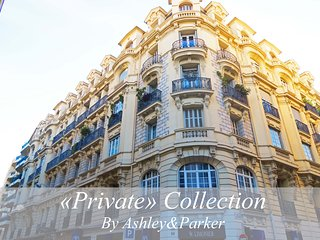 NEW!!!!! -PALAIS ARNULF- Apartment of 115m² in the heart of Nice with 3 bedrooms