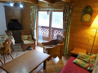 3 bedroom Apartment in Les Houches, Auvergne-Rhône-Alpes, France : ref 5060172