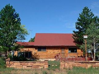 Joy & Bernie's Log Home