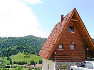 2 bedroom Villa in Ravna Gora, Primorsko-Goranska Zupanija, Croatia : ref 505296