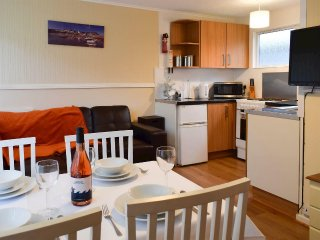 This is a 2 bedroom comfortable chalet,within 2 miles from the beach of New Quay