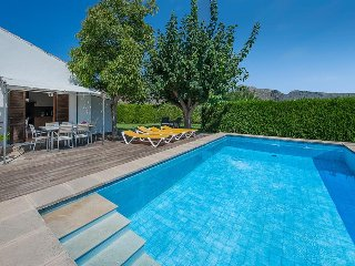3 bedroom Villa in Port de Pollença, Balearic Islands, Spain : ref 5334602