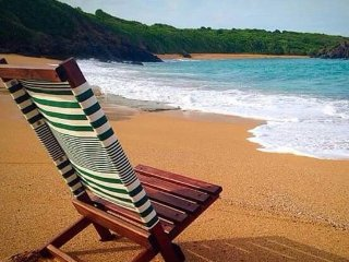 Beautiful and Comfortable Beach view/Beach front apartment at Costa Luquillo