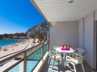Apartamento Frentemar II en Calp,Alicante para 4 huespedes
