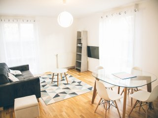 Appartement Cosy entre Paris et Disney - SWEET HOME ROGER SALENGRO