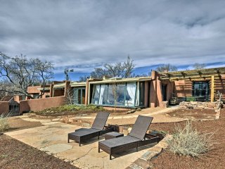 NEW-2BR Santa Fe Adobe Casita-Mtn View, Near Plaza
