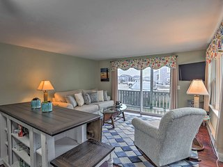 Provincetown Condo w/Deck -1 Block from Beach!
