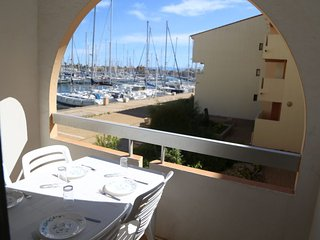 1 bedroom Apartment in Port Leucate, Occitania, France : ref 5485442