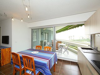 1 bedroom Apartment in Canet-Plage, Occitania, France : ref 5050585
