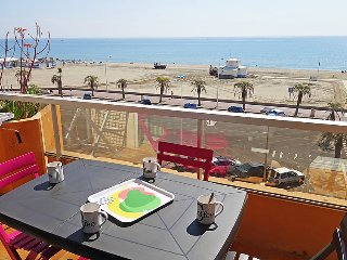 1 bedroom Apartment in Canet-Plage, Occitania, France : ref 5035241
