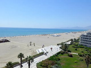 1 bedroom Apartment in Canet-Plage, Occitania, France : ref 5050604