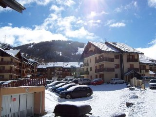1 bedroom Apartment in Valloire, Auvergne-Rhône-Alpes, France : ref 5453091
