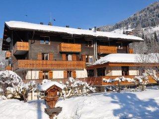 1 bedroom Apartment in La Chapelle-d'Abondance, Auvergne-Rhône-Alpes, France : r