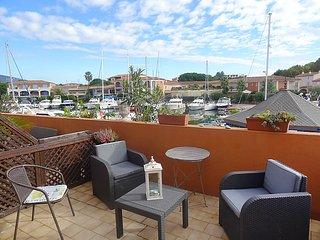 1 bedroom Apartment in Port Cogolin, Provence-Alpes-Côte d'Azur, France : ref 50