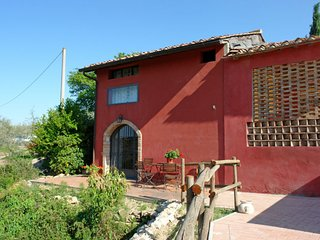 2 bedroom Villa in Casino, Tuscany, Italy : ref 5512419