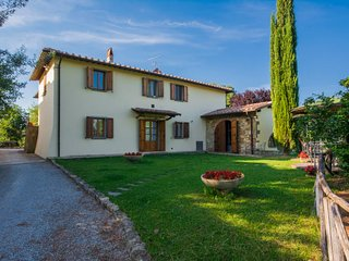 1 bedroom Apartment in Bucine, Tuscany, Italy : ref 5055300