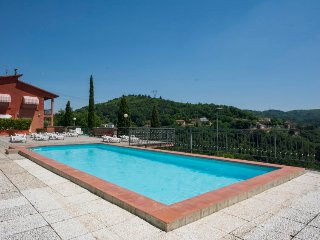 2 bedroom Apartment in San Baronto, Tuscany, Italy - 5055218
