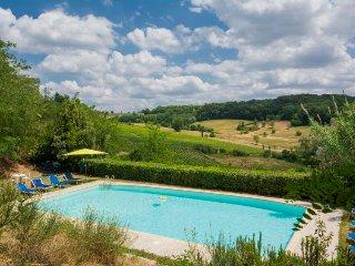 3 bedroom Apartment in Talciona, Tuscany, Italy : ref 5627550