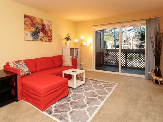 Charming and clean 2br/2ba Condo for business travel in San Jose