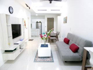 M City Garden Floor KL (Bonzer Home)
