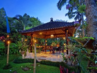 A Beautiful tranquility 2 bedroom Villa in Gianyar: