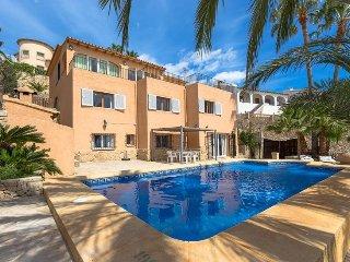 Villa Eva  en Benissa,Alicante para 12 huespedes